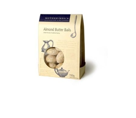 Mother Megs Almond Butter Balls 150g