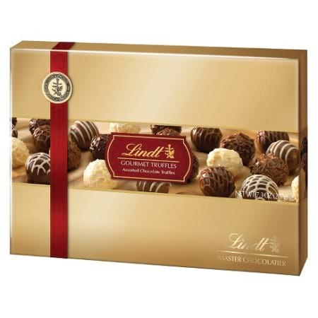 Lindt Gourmet Truffles Assorted Chocolates 207g