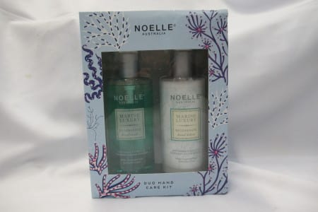 Noelle Marine Luxury Duo Hand Care Kit