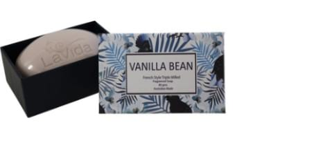 Vanilla Bean Soap 80gms