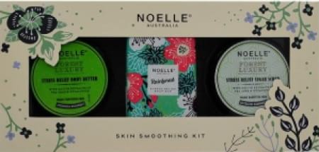 Noelle Forest Stress Relief Skin Smoothing Kit