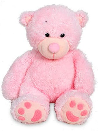 Pink Teddy Small