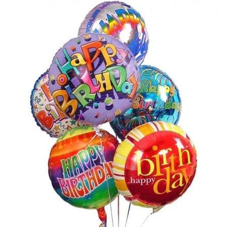 Helium Balloons - Regular 43cm