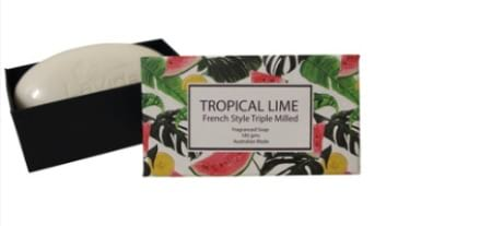 Tropical Lime 80gms
