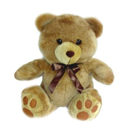 Brown Teddy Small