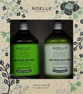 Noelle Stress Relief Duo Hand Care Kit