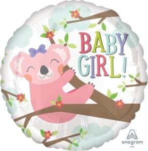 Baby Girl Koala