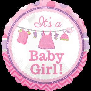 It`s a Baby Girl