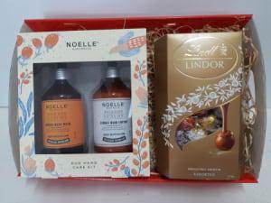 Noelle Energy Duo hand care kit hamper