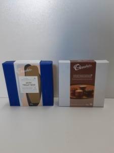 Chocolatier 2 boxes mini treat 80g