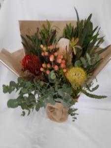 Australian Native Presentation Bouquet