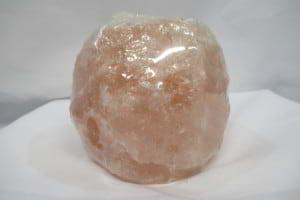 Himalayan Natural Salt T/Light Candle Holder